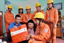EVN HANOI: Nhiều hoạt động an sinh xã hội