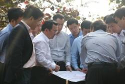 PVN khảo sát thực địa cụm dự án 3,8 tỷ USD ở Quảng Nam