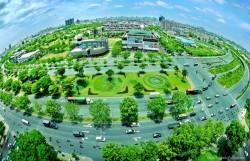 Gần 224 triệu USD phát triển các đô thị xanh