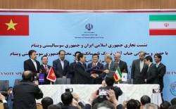 Bước tiến mới trong hợp tác dầu khí Việt Nam - Iran