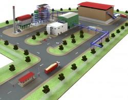 Biểu giá chi phí tránh được cho dự án điện sinh khối