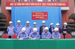 Quacontrol: Triển khai tuần lễ an toàn, vệ sinh lao động