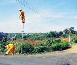 PC Lâm Đồng: Đồng hành cùng người dân đối phó khô hạn