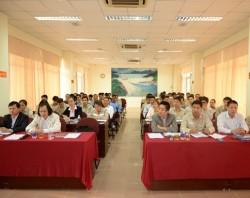 Thủy điện Sơn La: Tọa đàm về an toàn, vệ sinh lao động