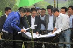 PVN kiểm tra thực địa tại Dung Quất và Chu Lai