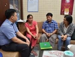 PVFCCo hỗ trợ thuyền viên gặp nạn trên biển Vũng Tàu