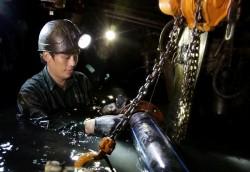 Nâng cao năng lực thoát nước trong các mỏ hầm lò