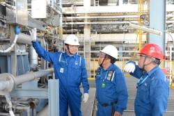 Thực hiện 6.000 đầu việc khi bảo dưỡng Lọc dầu Dung Quất