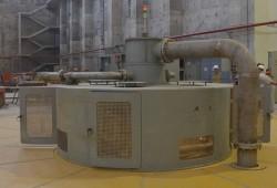 Tổ máy 2 Thủy điện Trung Sơn hòa lưới điện quốc gia