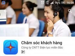 NPC ứng dụng phần mềm chăm sóc khách hàng trên Smartphone