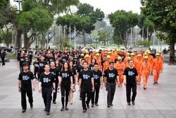 EVN HANOI hưởng ứng Chiến dịch Giờ Trái đất