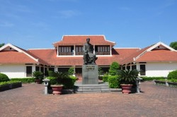 Tu bổ Khu di tích Đại thi hào Nguyễn Du