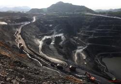 TKV tăng cường xây các cung đường chuyên dụng tại các mỏ