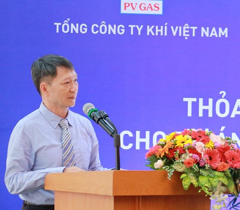 PV GAS cung cấp nguồn nguyên liệu dài hạn cho PMP 2