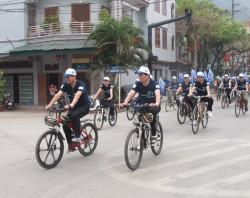 Hà Giang hưởng ứng Chiến dịch Giờ Trái đất 2019