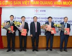 Trao quyết định bổ nhiệm Chủ tịch, Tổng giám đốc EVNGENCO1