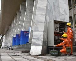 Điện đã được cung cấp ổn định dịp Hội nghị Mỹ - Triều