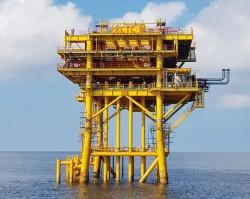 Lễ đón mừng dòng dầu đầu tiên từ mỏ Cá Tầm