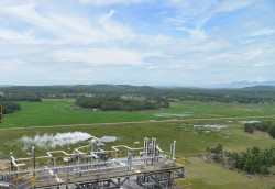 Mặt bằng dự án mở rộng Lọc dầu Dung Quất đã đạt 99,8%