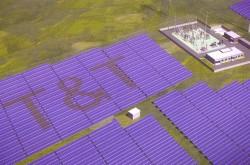 Ký hợp đồng EPC dự án Nhà máy điện mặt trời Phước Ninh