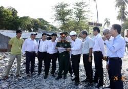 EVNSPC khảo sát hệ thống lưới điện trên đảo Thổ Chu