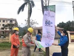 PC Hà Tĩnh: Sôi nổi hoạt động hưởng ứng Giờ Trái đất