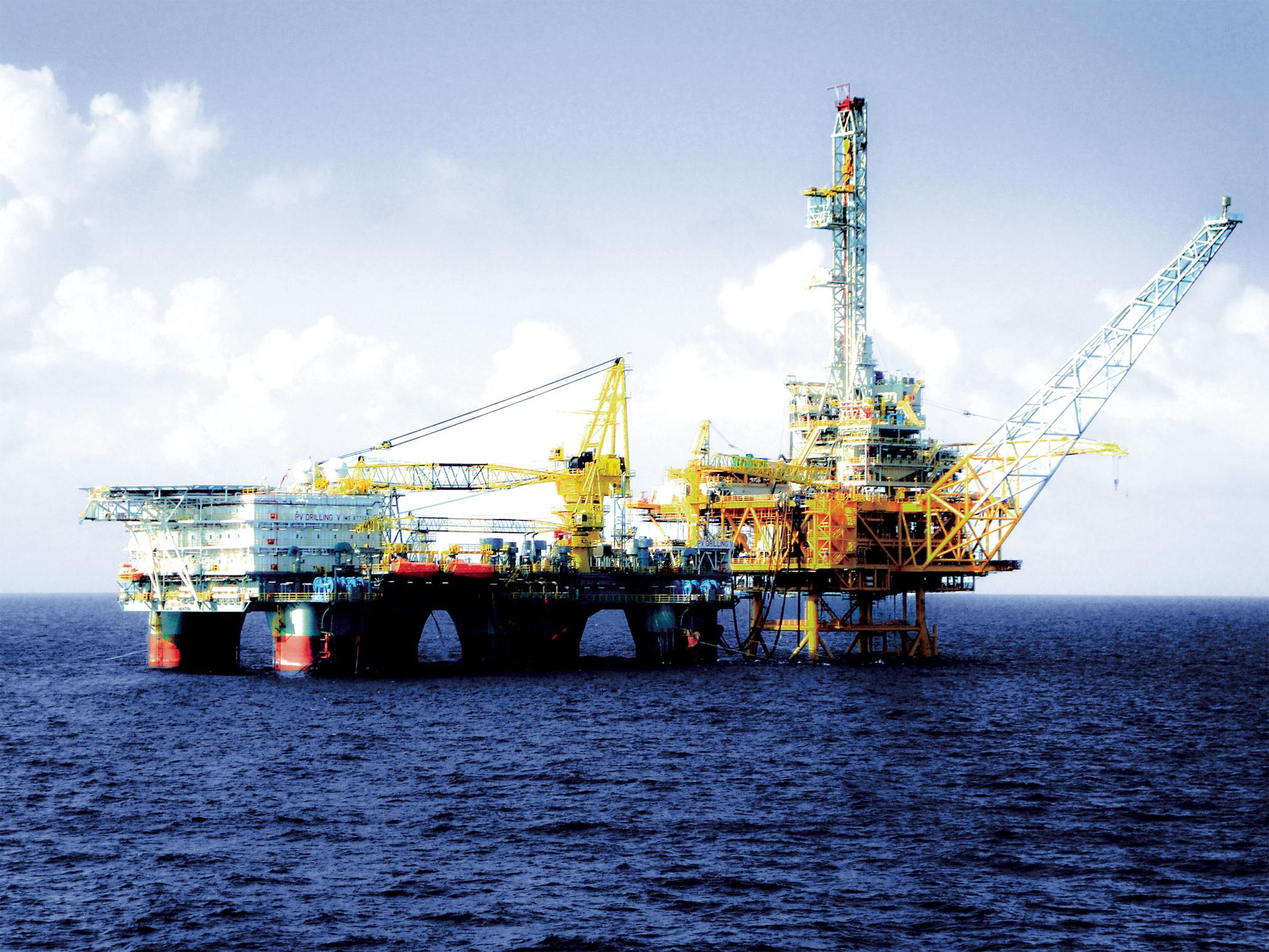 Hiệu suất sử dụng giàn tự nâng của PV Drilling đạt 100%