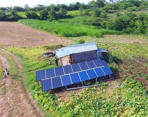 Khoảng 1.000 hộ dân Sơn La sẽ được sử dụng nguồn điện mặt trời