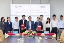 PECC2 ký hợp đồng cấp dịch vụ vận hành, bảo trì nhà máy điện gió đầu tiên