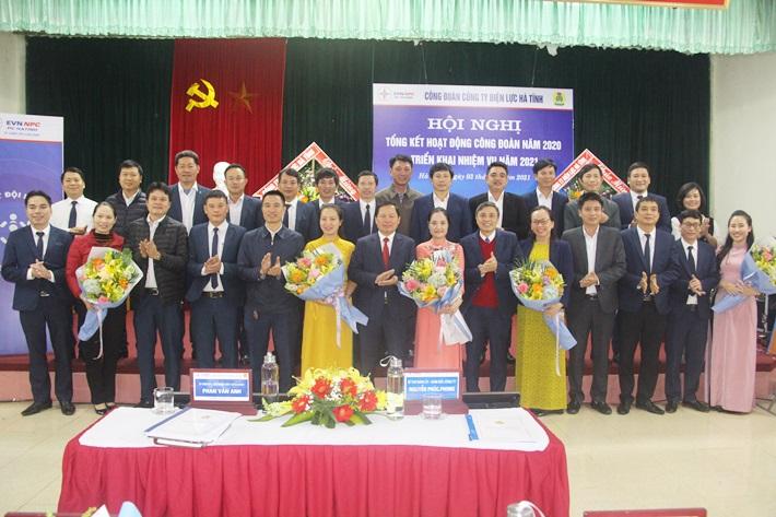 Công đoàn PC Hà Tĩnh phấn đấu thực hiện tốt nhiệm vụ được giao