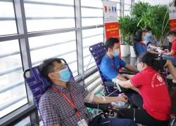 Ngày hội Hiến máu nhân đạo: 'Nhiệt huyết người Dầu khí' tại PV GAS