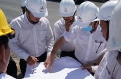 Đẩy nhanh tiến độ cấp điện cho Tổ hợp hóa dầu Long Sơn miền Nam