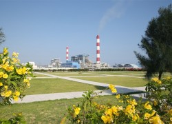 Trung tâm Nhiệt điện Vĩnh Tân thực hiện tốt công tác bảo vệ môi trường