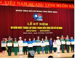 """ĐTN Thủy điện An Khê - Ka Nak đạt giải Nhất cuộc thi """"Tìm hiểu truyền thống vẻ vang của Đoàn TNCS Hồ Chí Minh'"""