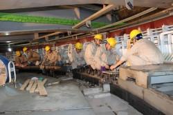 Đại tu tổ máy số 1 Nhà máy thủy điện Sơn La