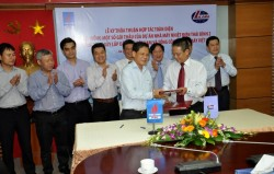 Ký hợp đồng một số gói thầu dự án nhiệt điện Thái Bình 2