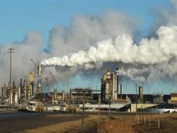 Dầu khí là nguồn gây ô nhiễm chính ở Canada