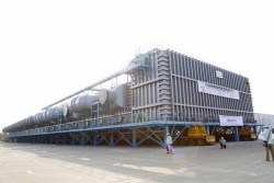 4,500 ton Desalination Evaporator Shipped to Saudi Arabia