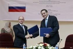 Nga và Jordan ký thỏa thuận xây nhà máy điện hạt nhân