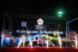 PC Sơn La: Hưởng ứng chiến dịch Giờ trái đất 2015