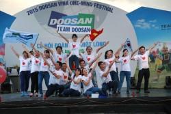 """Doosan Vina với lễ hội """"Đoàn kết một lòng"""