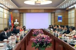 PetroVietnam to facilitate the US investment in Vietnam