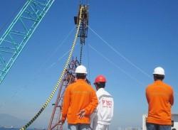Xã đảo Thạnh An chính thức có điện lưới quốc gia