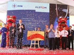 Khánh thành nhà máy phục hồi tua-bin khí tại Việt Nam