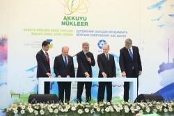 Thổ Nhĩ Kỳ khởi động dự án điện hạt nhân Akkuyu