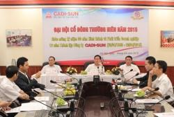 CADI-SUN tổ chức thành công Đại hội Cổ đông 2015