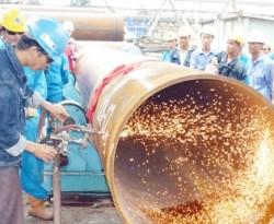 PVC-MS: 2 triệu giờ lao động an toàn tại LHD Nghi Sơn