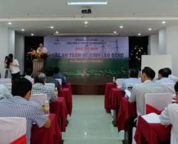 EVN NPT tập huấn Luật An toàn vệ sinh lao động