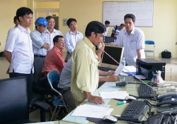 Đóng điện dự án nâng công suất TBA 500 kV Dốc Sỏi