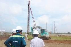 1.400 tỷ đồng thi công các gói thầu nhiệt điện Sông Hậu 1